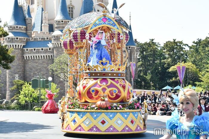 フェアリーゴッドマザー/パレード「ドリーミング・アップ!」(C)モデルプレス(C)Disney