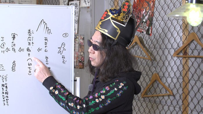 みうらじゅん(C)フジテレビ