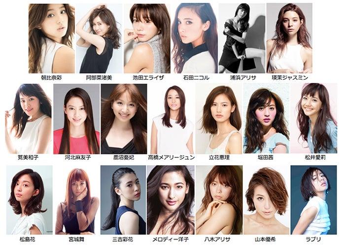 「神戸コレクション2016 SPRING/SUMMER」第1弾出演モデル発表