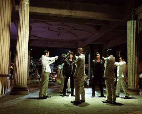 EXILE TAKAHIRO&三代目JSB登坂広臣、銃口向けられ絶体絶命!?「HiGH&LOW」雨宮三兄弟の秘密に迫る