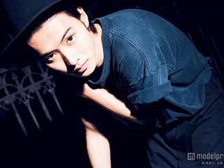 山崎賢人、クールな眼差しにドキッ!自身初の試み「変化を毎日楽しんで」