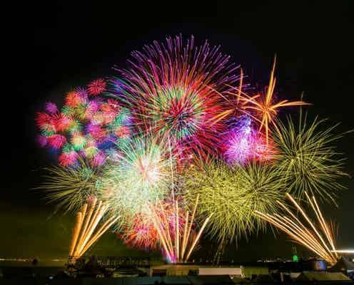 大阪「大阪泉州夏祭り」音楽フェス&花火大会の大型複合イベント