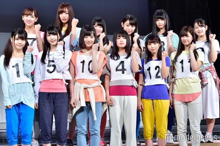 乃木坂46・3期生『3人のプリンシパル』(C)モデルプレス