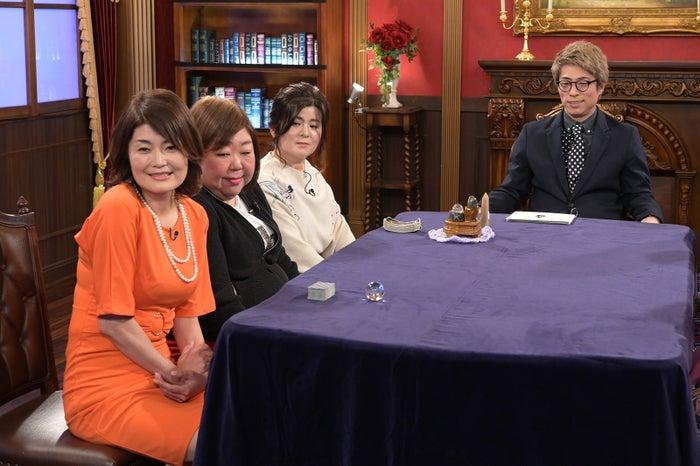 2019年1月3日放送「THE 的中王 2019」より(画像提供:中京テレビ)