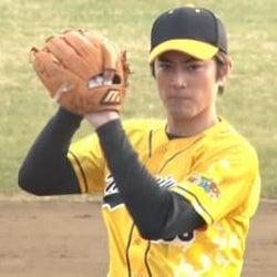 『体育会TV』芸能界最速ピッチャー・間宮祥太朗が現役プロ野球選手とガチ野球勝負!