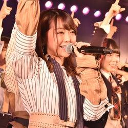峯岸みなみ、AKB48卒業を発表 最後の1期生