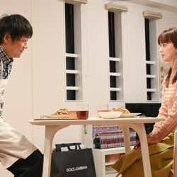 大森南朋、多部未華子/「私の家政夫ナギサさん」より(C)TBS