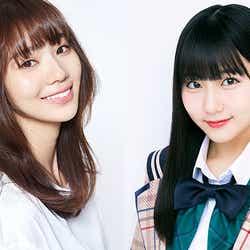 モデルプレス - HKT48田中美久、オリジナル曲担当 池端レイナが美肌取り戻す