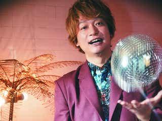 香取慎吾、ソロコンサートへの意気込み「みんなと一緒に歌いたくて」