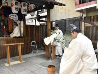 コロナ終息願い祇園御霊会、京都 八坂神社が特別神事