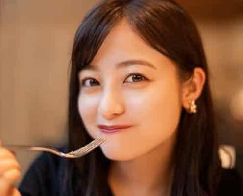 橋本環奈を話題のイタリアンへ誘ったら、キュン♡な笑顔で食レポしてくれた!