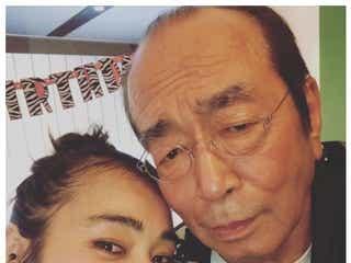 志村けんさんと飲み友達の竹下玲奈、涙で言葉出ず「ダメだ…」