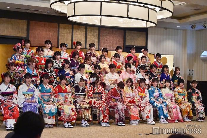 /AKB48グループ成人式記念撮影会 (C)モデルプレス