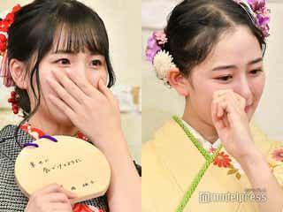 乃木坂46成人式、涙で語る白石麻衣卒業への本音