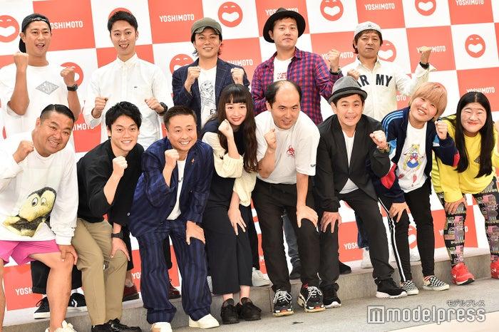吉本坂46、デビュー曲センターは?選抜メンバー発表(C)モデルプレス
