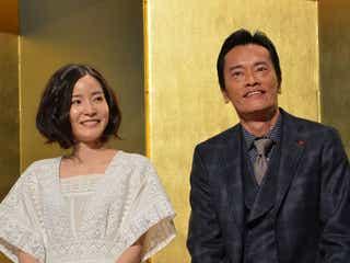 遠藤憲一、蓮佛美沙子との恋愛に「その気になっちゃってる」