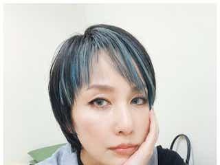 中島美嘉、アシメ前髪×ブルーハイライトにイメチェン 新ヘアに「綺麗」「新鮮でかっこいい」と絶賛の声