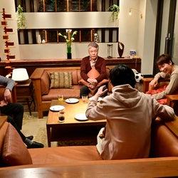 大谷亮平、鹿賀丈史、渡邊圭祐、綾野剛 「恋はDeepに」最終話より(C)日本テレビ