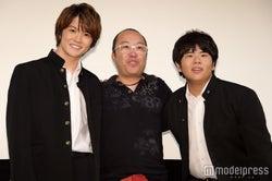 ジャニーズJr.ジェシー「こんな可愛い彼を泣かせちゃいました」松村北斗&田中樹らとドッキリ仕掛ける