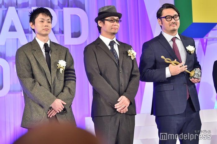 「3年A組」チーム/菅田将暉(左)(C)モデルプレス