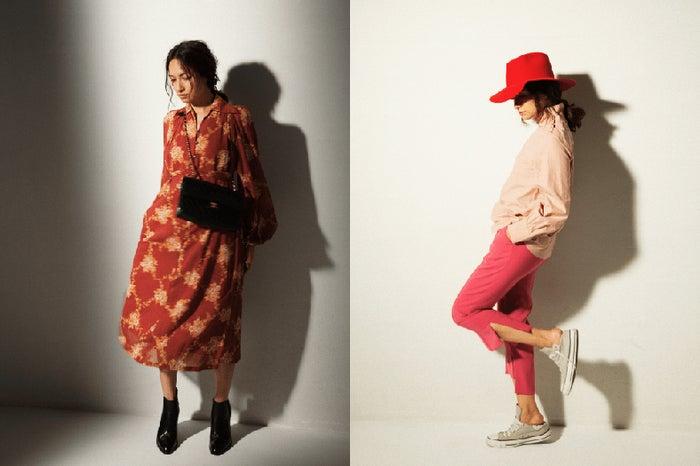 大人カラーで秋ファッションの準備スタート(C)TOPLOG
