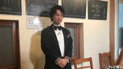 斎藤工、初食リポで生姜焼きをセクシーに食す!口元アップも快諾の神対応