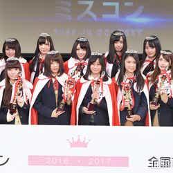 """モデルプレス - """"日本一かわいい女子高生""""ミスコン、全国6エリア代表者が決定<候補者14人コメント>"""