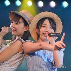 大盛真歩、佐々木優佳里/AKB48高橋チームB「シアターの女神」公演(C)モデルプレス