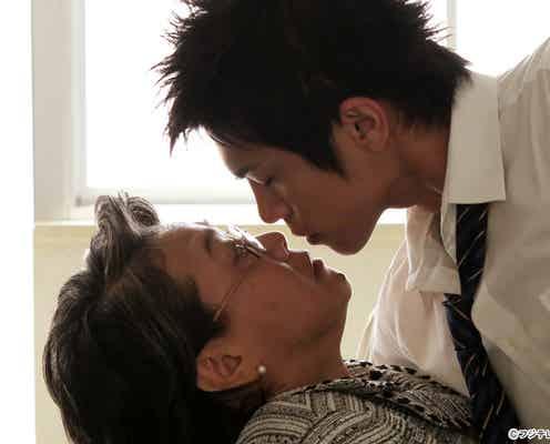 山本裕典、熟女とキス「気持ち良かったです」