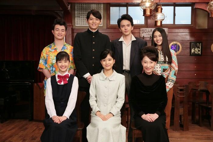 NHK朝ドラ「べっぴんさん」追加キャスト発表(7日・NHK大阪放送局)(C)NHK