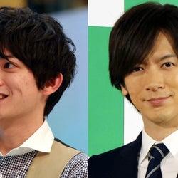 松丸亮吾&DAIGO、ダイゴ違いの兄弟ネタ披露 「お兄ちゃん」「弟」呼びに反響