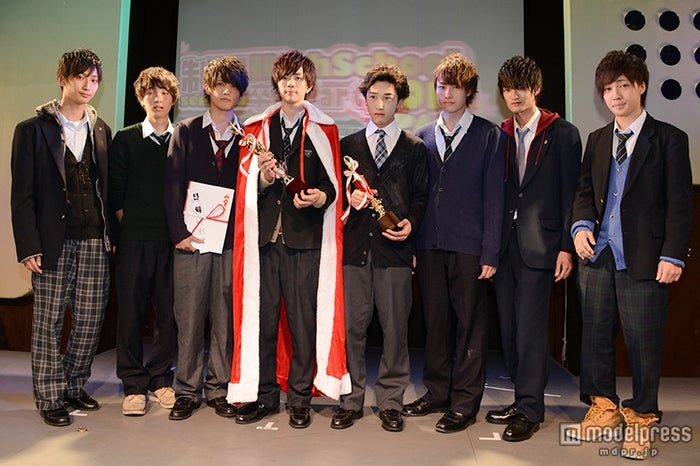「第3回 関東ハイスクールミスターコン 2015」ファイナリスト/今年3月に撮影