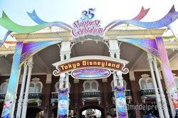 デコレーション(昼)/東京ディズニーランド(C)モデルプレス(C)Disney