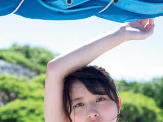 元AKB48大和田南那、久々のビキニ姿 わがままボディで魅了