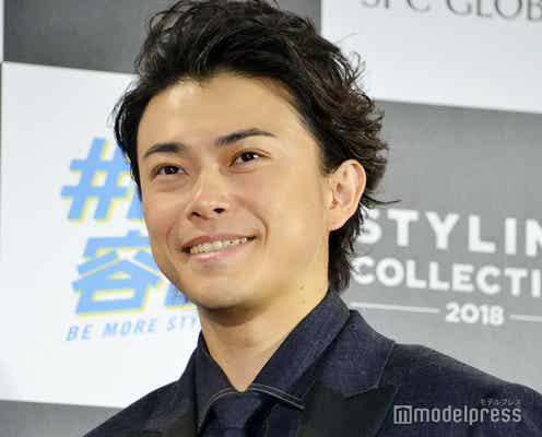 勝地涼、自身初の快挙で妻・前田敦子にも報告「あっちゃんのおかげ」 新婚生活&第1子の名前は?