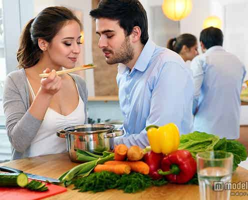 男性が作ってもらいたい家庭料理のポイントはコク?