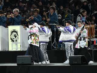 ドリカム、国立競技場で名曲連発 6万人が「何度でも!」の大合唱