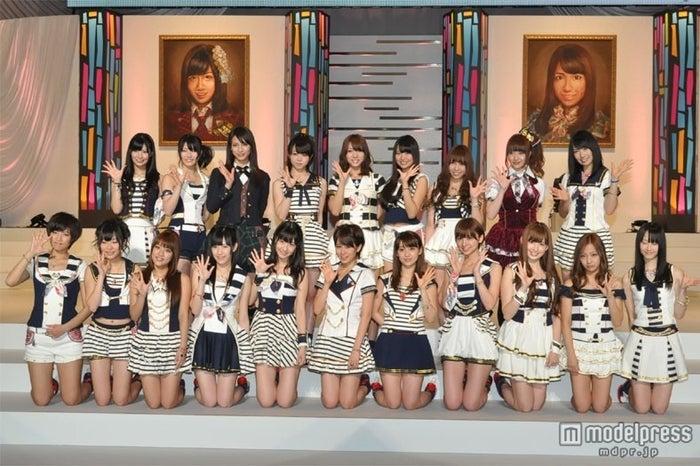「AKB48選抜総選挙」をフジテレビが完全生中継(写真は昨年の「第3回選抜総選挙」)