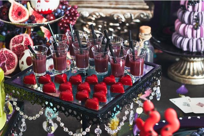 ヴィランズたちのツイステッドゴシックパーティー ~Christmas Holiday~/画像提供:ベストホスピタリティーネットワーク