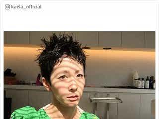 木村カエラ、ボーイッシュヘアに大胆イメチェン「どこのイケメン?」と驚きの声