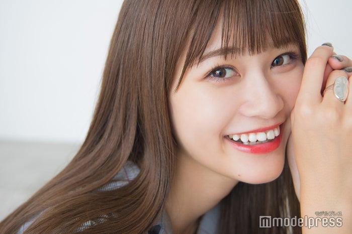 モデルプレスのインタビューに応じた生見愛瑠(C)モデルプレス