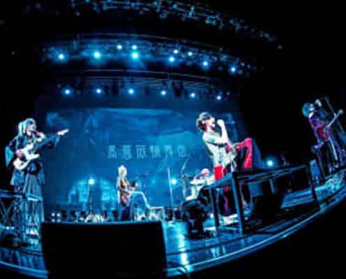the Raid.が「10周年記念公演」を開催、星七「10周年は通過点」&新メンバー「ろっしー」が加入