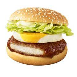 モデルプレス - マクドナルド「とんかつ!!てりたま」初のカツを使用した新作バーガー
