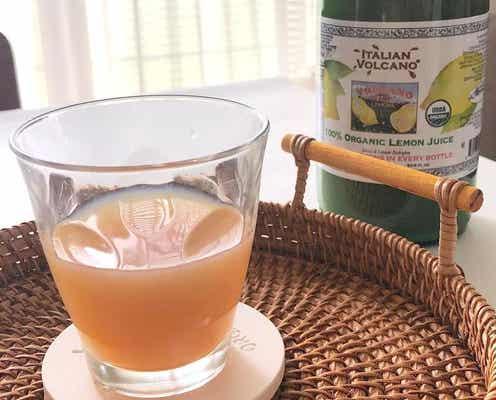 レモンの代わりに使える!コストコのオーガニックレモンジュース
