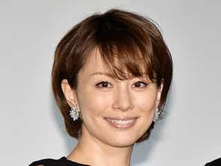 米倉涼子「沢山のお叱りを頂きました」