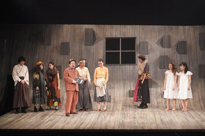 舞台「半神」より(撮影:田中亜紀)