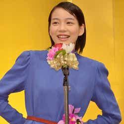 """モデルプレス - 能年玲奈、「あまちゃん見てない」発言に""""天野アキ""""で訴え"""