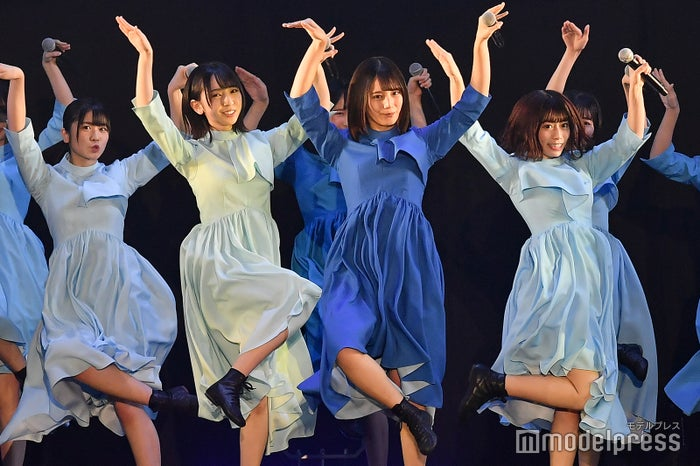 日向坂46「TGCしずおか2020」出演(C)モデルプレス