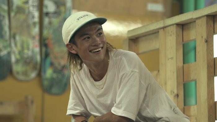 中田海斗「TERRACE HOUSE OPENING NEW DOORS」(C)フジテレビ/イースト・エンタテインメント
