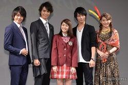 小田島渚、猪野広樹らキャスト勢揃い 人気舞台再演で「夢だった」大胆アレンジ